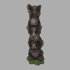 Modern Animal Sculpture Decoration Resin Garden Statue pictures & photos