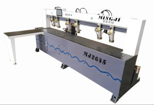 Woodworking CNC Horizontal Drilling Machine for Pin Holes pictures & photos
