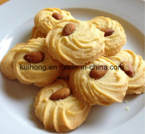 Kh-400 PLC Cookie Biscuit Machine Manufacturer pictures & photos