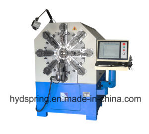 CNC Computer Spring Machine with Twelve Axis pictures & photos