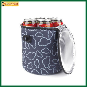 Customized Outdoor Round Cooler Picnic Bags Food Insulated Bags (TP-CB380) pictures & photos