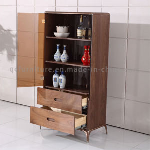 High Quanlity Wooden Wine Cabinet pictures & photos