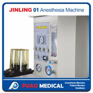 Jinling 01 Advanced Model Anesthesia Machine pictures & photos