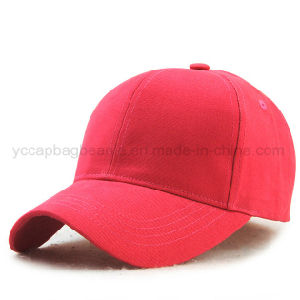 Promotional Whole Cheap Cotton Blank Baseball Cap pictures & photos