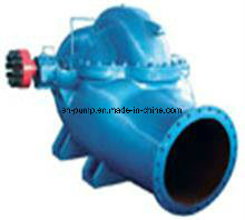 Ots Types Double-Suction Axial Split Volute Casing Hydro-Carbon Centrifugal Pump pictures & photos