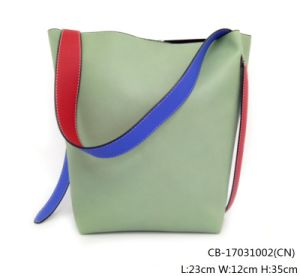 New Fashion Women PU Handbag (CB-17031002)