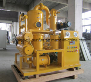 Double Stage Vacuum Transformer Oil Purification Treatment Machine pictures & photos