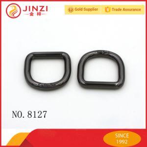 Metal Logo D Ring/Customize Logo D Ring for Handbag pictures & photos