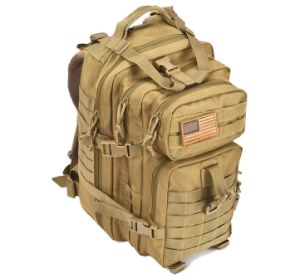 Waterproof Military Rucksack Bag Hiking Tactical Backpack for Outdoor/Travel/Sport pictures & photos
