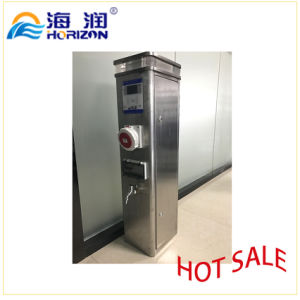 Aluminum Alloy Water Power Pedestal with Low Price / Marina pictures & photos