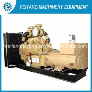 12 Cylinder Diesel Genset 990kVA 810kw/1010kVA 820kw/1025kVA pictures & photos