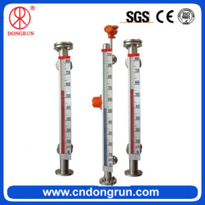 2016 High Precision Uhz-99A Side -Mounted Magnetic Level Meter Gauge pictures & photos