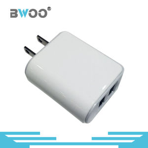 Us Plug Universal USB Wall Charger Adapter for Mobile Charging pictures & photos