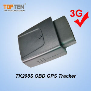 3G Wireless OBD GPS Tracker Support 2.4G RFID Identification Tk208s (EZ) pictures & photos