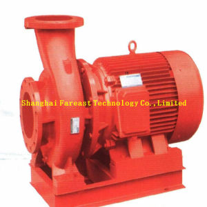 Diesel Engine Drive Multi Stage and Single Stage Open Double Suction Long Shaft Deep Well Fire Fighting Pump with Jockey Pump pictures & photos