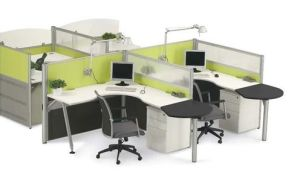 Modern Office Partition /Partition Wall /Workstation (NS-NW254) pictures & photos