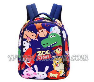 2017 Hot Selling Cartoon School Backpack Bag for Kid pictures & photos