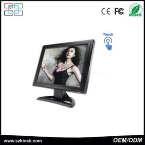 LCD Monitor 17 Inch LED Monitor 12V Used Computer Monitor pictures & photos