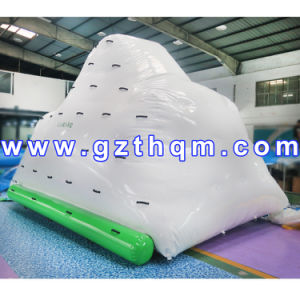 Inflatable Water Climbing Mountain for Water Sport Games/Inflatable Iceberg Water pictures & photos