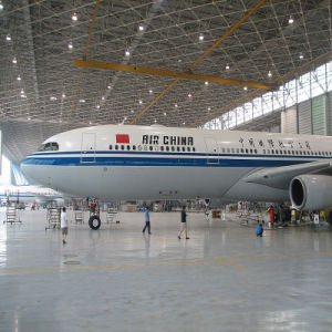 Prefabricated Steel Aircraft Hangar Warehouse pictures & photos