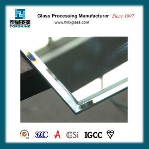 Modern Design Bevel Edge Silver Mirror for Hotel Bathroom Supplies pictures & photos