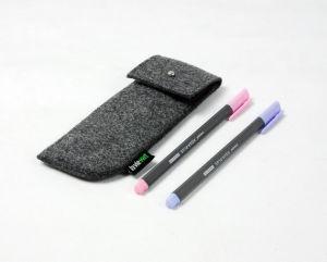 Small Felt Bags Colorful Pencil Case for Pen pictures & photos