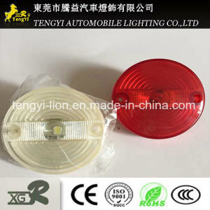 """Car Auto Stop/Turn/Tail, 4"""" Round LED Light Lamp for Volvo Truck Trailer pictures & photos"""