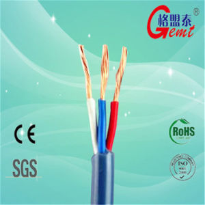 High Quality Round or Flat Submerible Pump Cable pictures & photos