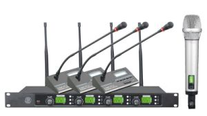 UHF Wireless Microphone for Conference pictures & photos