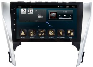 Android 6.0 System Car DVD GPS Navigation for Toyota Camry 2012 Touch Screen with MP3/MP4/TV