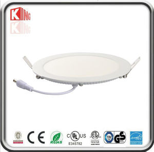 4inch Round ETL LED Panel Light Dimmable 8W LED Ceiling Light pictures & photos