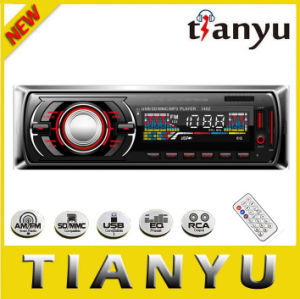 Fixed Panel Car Audio with LCD Screen 1402 pictures & photos