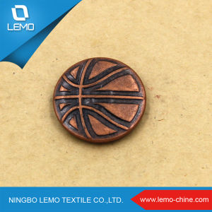 Wholesale Custom Logo Embossed Jeans Button for Women Dress pictures & photos