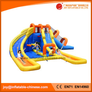 2017 Roller Slide/ Inflatable Water Slides/ Inflatable Water Toy/Inflatable Kids Multiple Slide (T11-301) pictures & photos