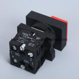 Square Type Push Button Switch with Ce/CB/CCC pictures & photos