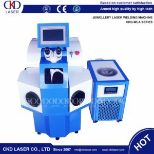 Jump Sales YAG Laser Jewellery Welding Machine pictures & photos