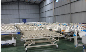 Manual 1 Crank Hospital Beds Simple Beds for Patient (BS-816) pictures & photos