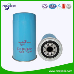 for Nissan Car Filter Supplier Oil Filter 15209-76200 pictures & photos