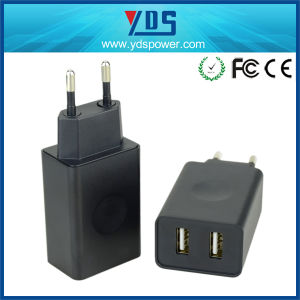 Quick Charge 3.0 QC Fast Mobile Phone Charger with 5V USB Port Travel Charger pictures & photos