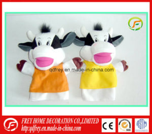 Christmas Plush Hand Puppet Toy for Kids pictures & photos