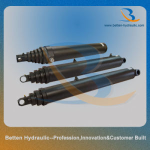 Multistage Telescoping Hydraulic Cylinders for Trailer pictures & photos