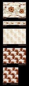 300X450mm Inkjet Glazed Interior Porcelain Bathroom Wall Tile pictures & photos