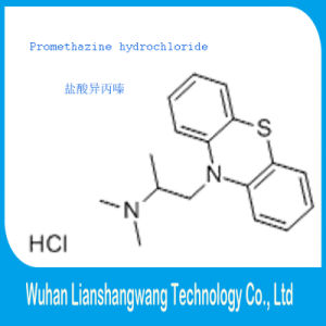 Pharmacy Grade Drug Promethazine HCl CAS: 58-33-3 for Reliving Cough pictures & photos
