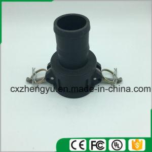 Plastic Camlock Couplings/Quick Couplings (Type-C) , Black Color pictures & photos