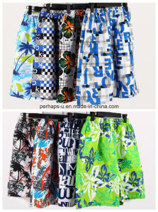 Wholesale Quick Drying Shorts Large Size Men′s Beach Pants pictures & photos