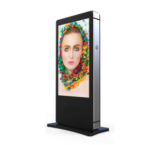 Network Version Outdoor Advertising Digital LCD Display pictures & photos