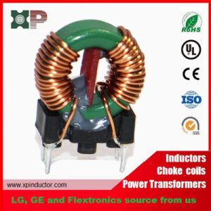 Customized High Inductance Common Mode Choke with Base/ XP-CMC Series pictures & photos