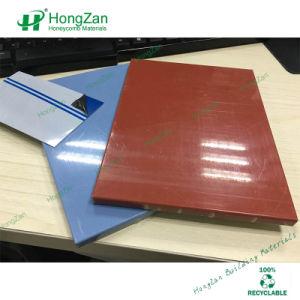 Marine Aluminum Composite Honeycomb Panel pictures & photos