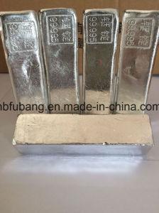 99.99 Indium Bar Indium 99.99% Indium Ingot pictures & photos