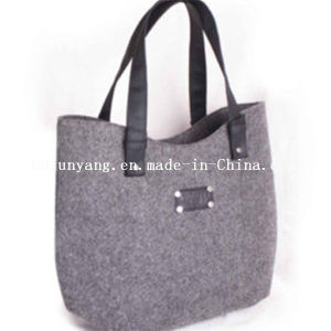 New Style 100% Pure Wool Felt Laptop Bag pictures & photos